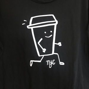 Old Navy Tops - Old Navy Coffee T-Shirt